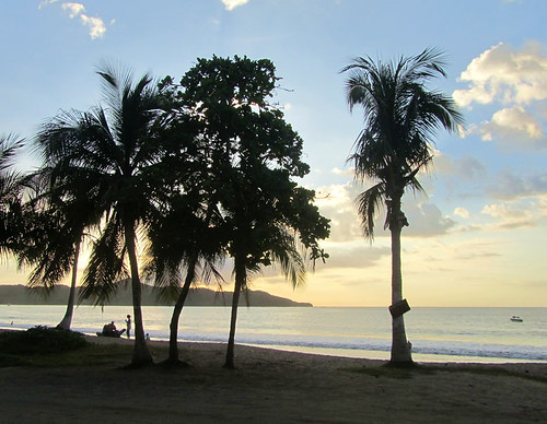 Sunset at Playa Brasilito - Costa Rica