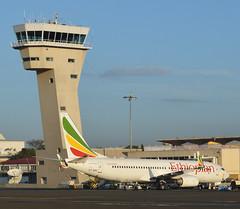 Bole Airport, Addis Ababa, Ethiopia. 15-9-2014