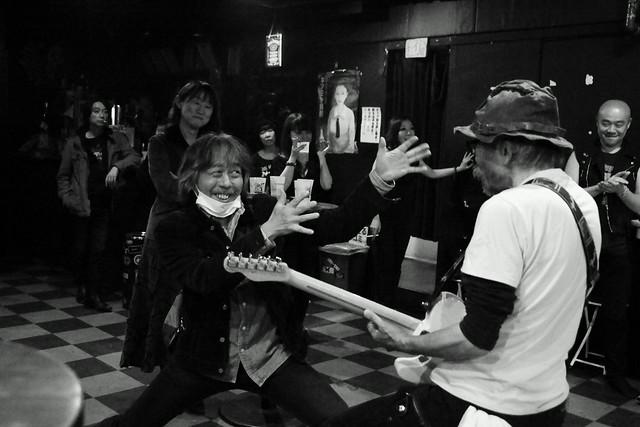 ファズの魔法使い live at Outbreak, Tokyo, 12 Nov 2015. 216