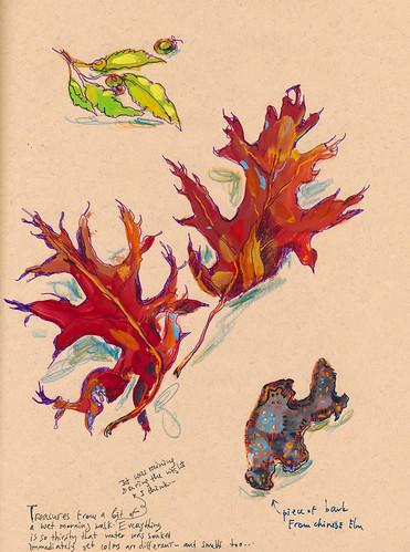 Sketchbook #93: Treasures