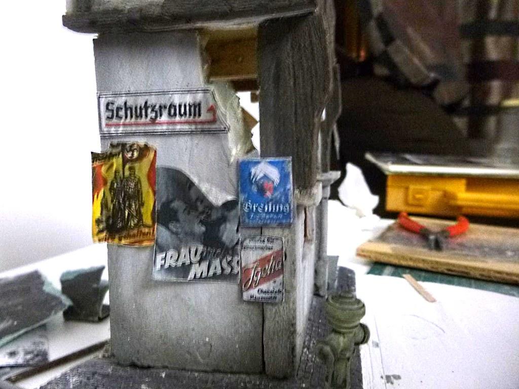 Entrée des GI en Allemagne 1945 22523318414_a7160cc494_b
