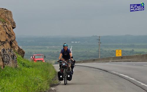 Por las Ruta del Mundo en Brasil