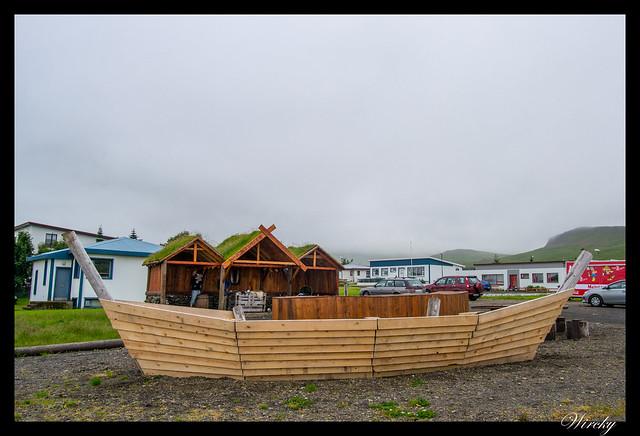 Barca vikinga