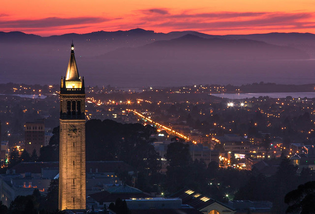 Sather Tower (Campanile), UC Berkeley