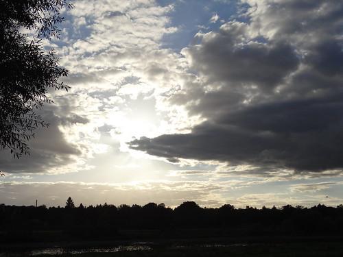 Himmel-Reich von Schatten, Herbst und Frühling