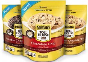 Nestle Toll House Frozen Cookie Dough Coupon
