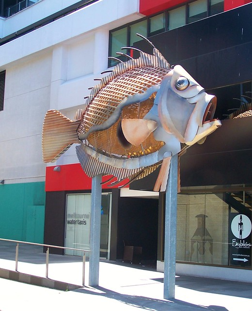 John Dory, Wharf Lane, Melbourne