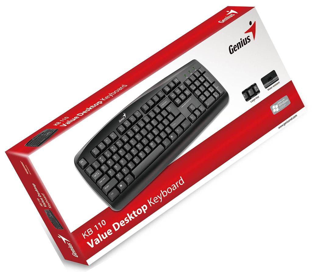 Keyboard genius kb101
