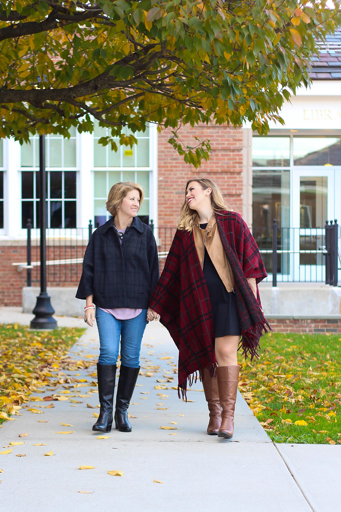 Mother Daughter Fall Fashion
