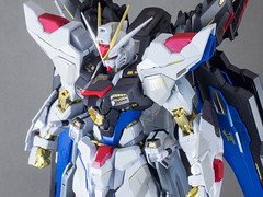 Metal Build  ZGMF-X20A Strike Freedom Gundam