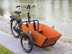 WorkCycles Kr8R Trike Sparkle Anthracite 7