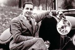 Сын осователя компании Bugatti - Жан Бугатти