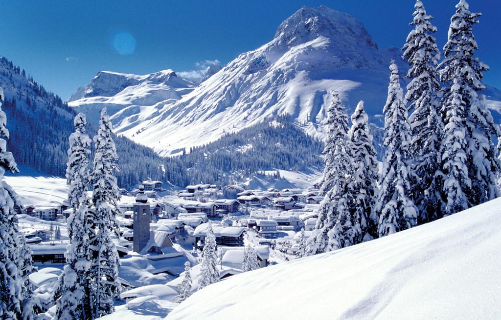 st-anton-austria-snowboarding-skiing