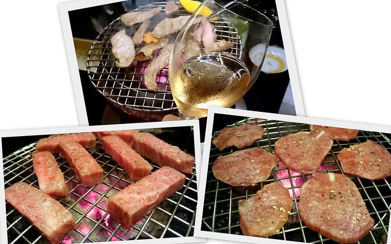 gyukingu yakiniku sri hartamas launch straits wine angeltini booze blogger alcohol malaysia white meat