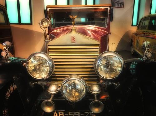 iphone6+     The Rolls Royce in Malaga, Spain