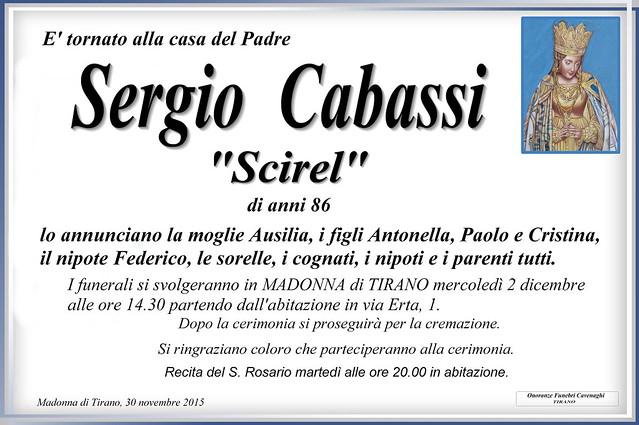 Cabassi Sergio