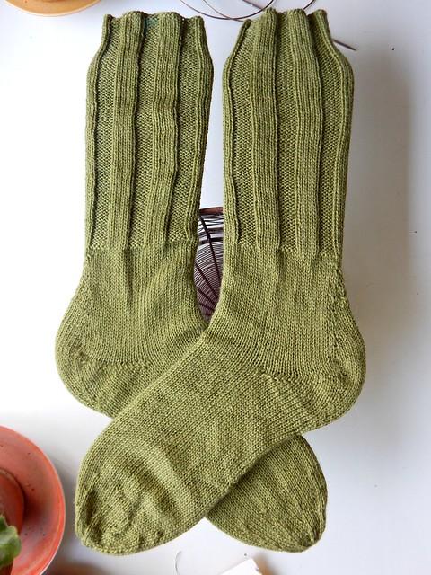 зелёные носки | Хорошо.Громко.