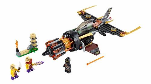 LEGO Ninjago 70747 Boulder Blaster 00