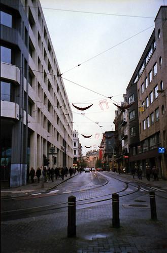 Street in Antwerp