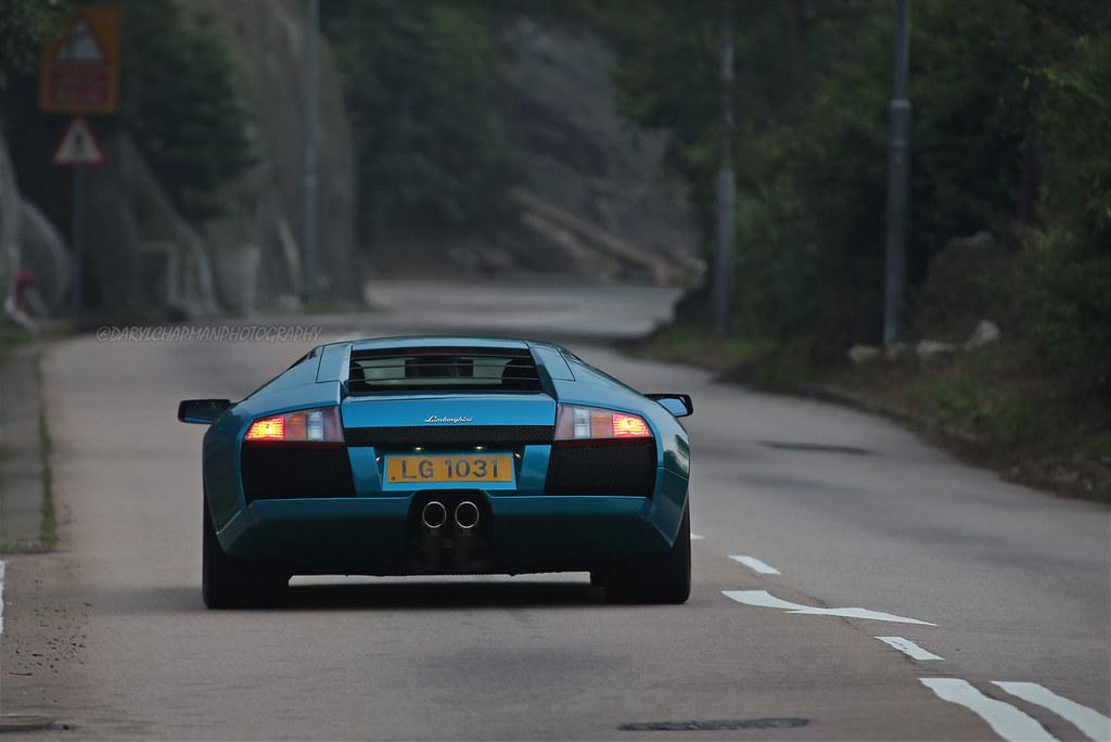 Lamborghini Murcielago 40th Anniversary Edition D Agu Flickr
