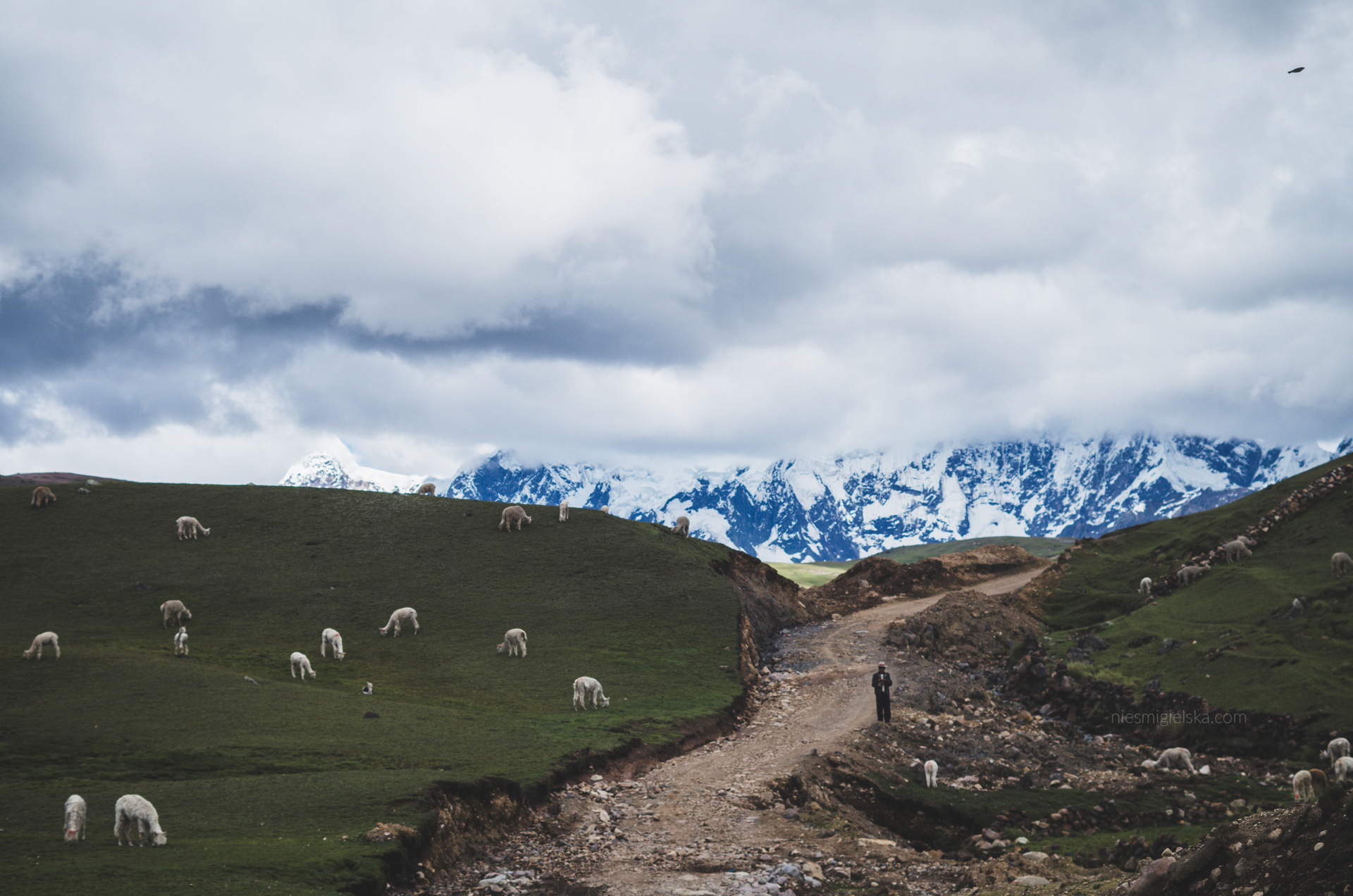 ausangate trek solo
