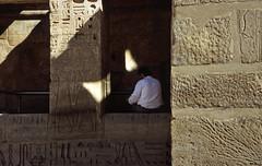 Ägypten 1999 (461) Theben West: Medinet Habu