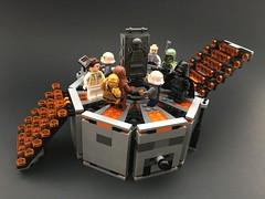 Lego Carbon Freezing Chamber Moc