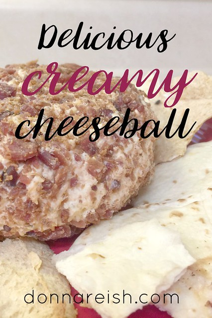 Delicious Creamy Cheeseball
