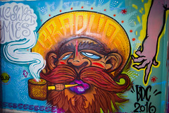 SprATX Grafitti House