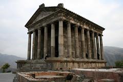 Garni Pagan Temple. 1st century, Armenia.