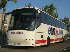 Bova VDL de Eurolines Rumania
