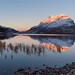 First light on Liathach by Kenny Muir