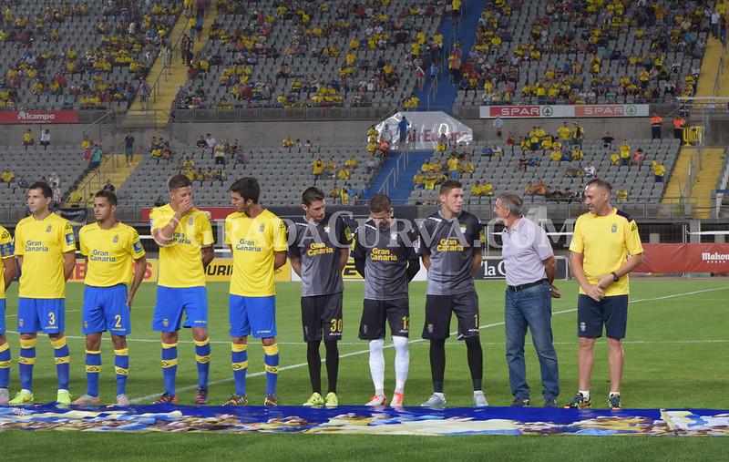 UDLP-CDT [0-1] Copa Mahou 2015