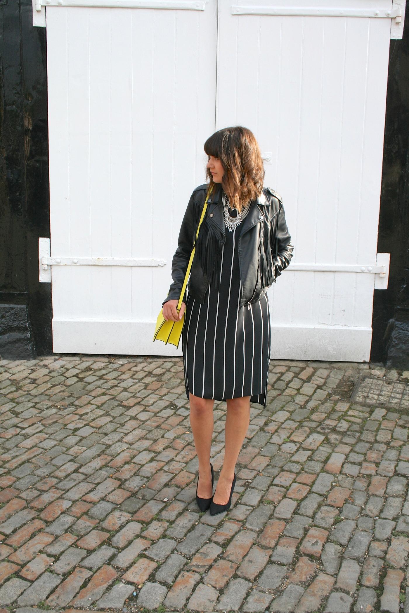 primark heels and dress
