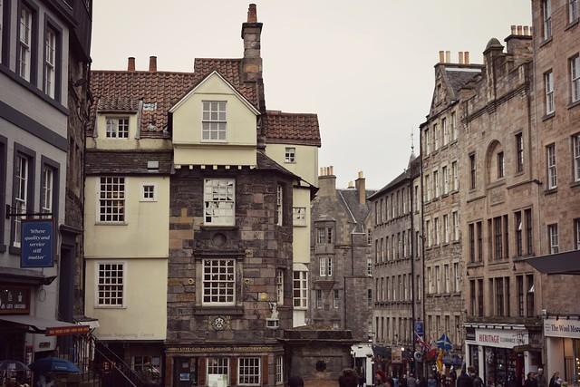 Places to visit in Edinburgh