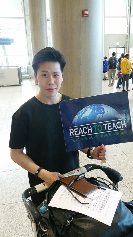 Reach To Teach August 2015 EPIK Arrival