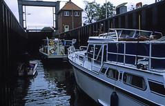 Hausboottour (201) Schleuse Mirow