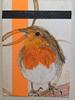 ATC black orange robin by anviss