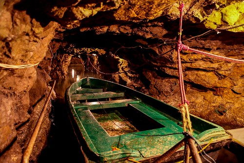 tuneles inundados Riese