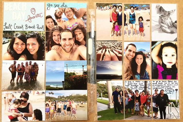 jasmine's pocket scrapbook // project life: july 2015