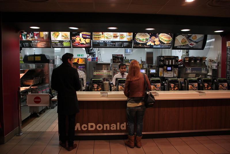 英國省錢用餐。速食店選擇 (8)