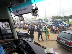 Cotonou Traffic