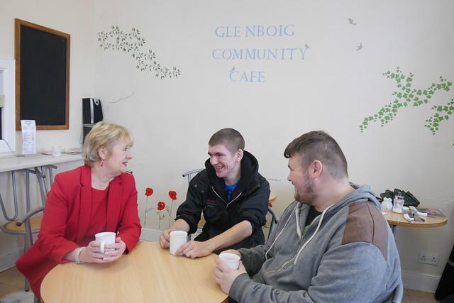 Community Jobs Scotland