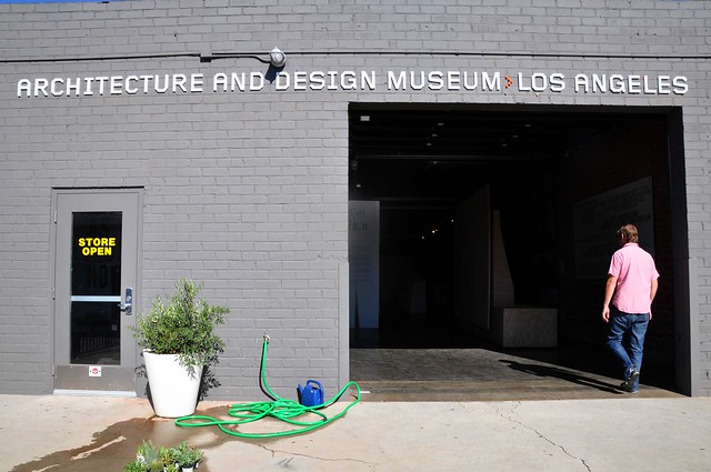 Architecture and Design Museum Los Angeles