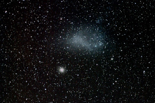 Small Magellanic Cloud and 47 Tuc