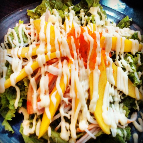 Rosanjin Kani Salad