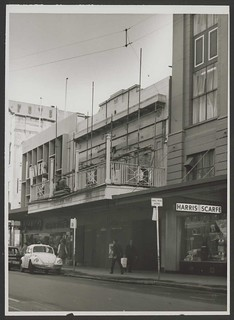 Rundle Hotel, Rundle Street, 1973