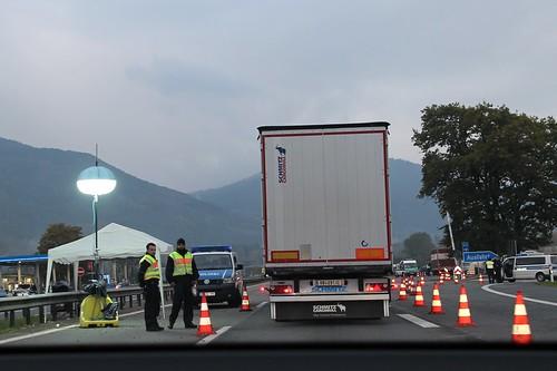 德奧邊境(A1)檢查