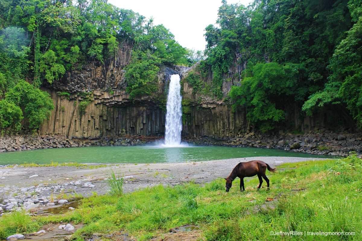 Cathedral Falls in Kapatagan, Lanao del Norte