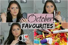 October Favourites thumbnail